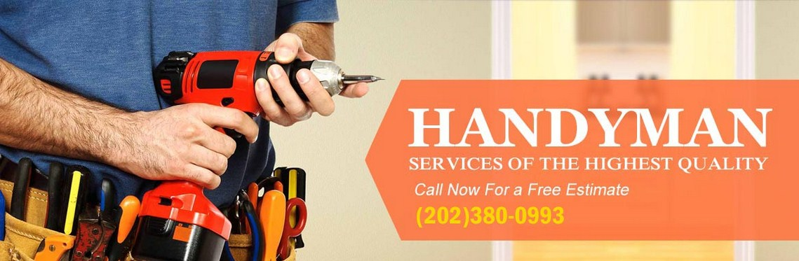 Handyman in Washington DC – Different Types of Services You Need To Know!