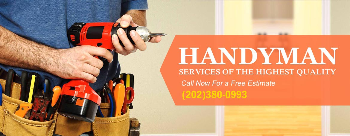 DC Handyman repair & Services